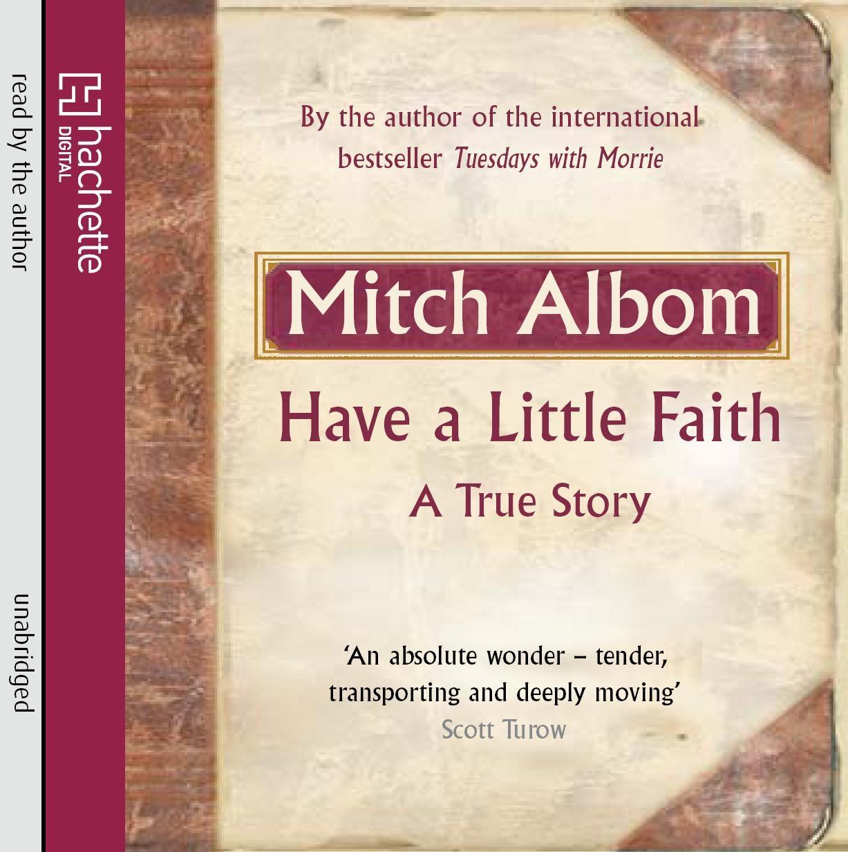 Mitch Albom Ebook Have A Little Faith