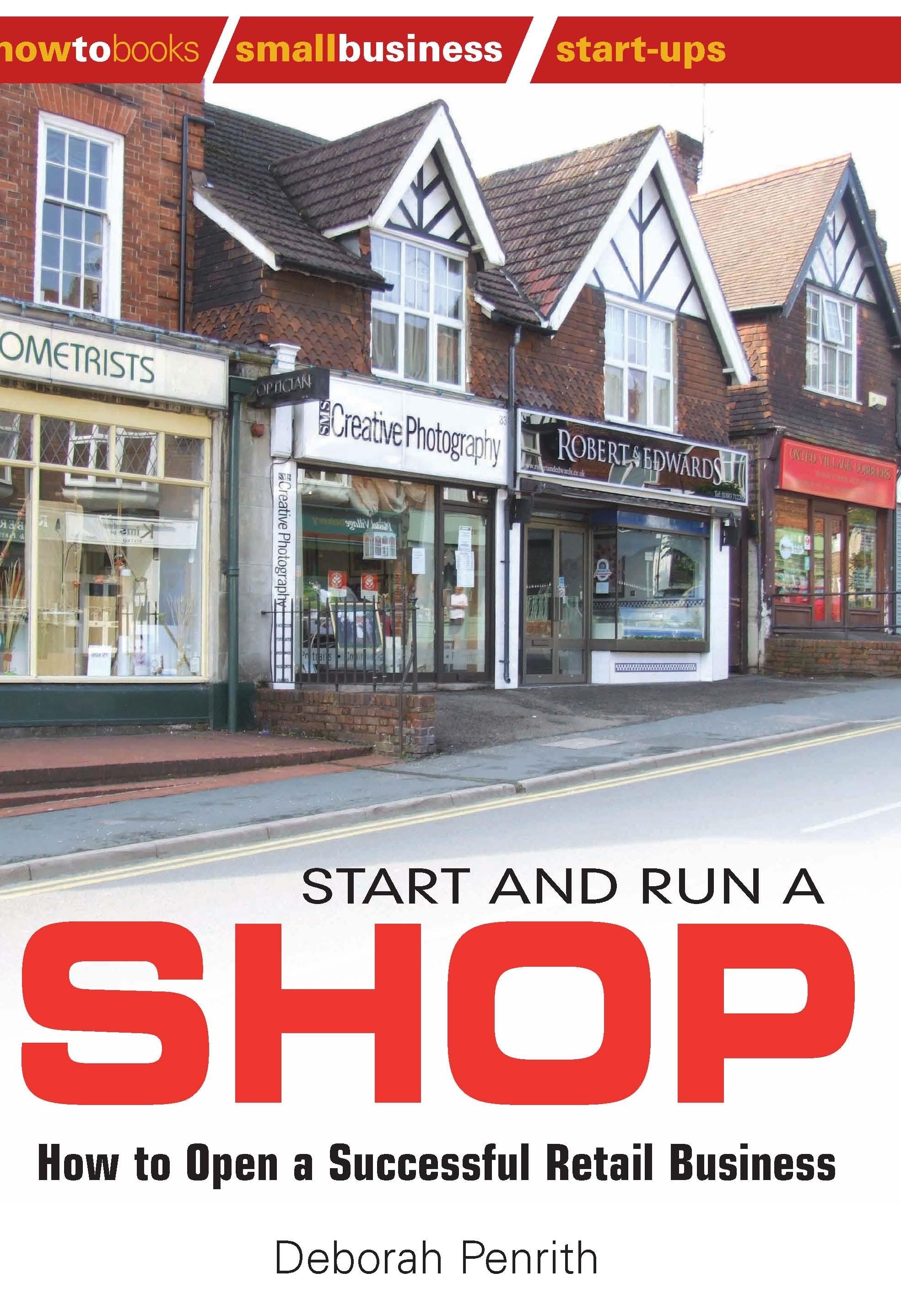 Start and Run a Shop