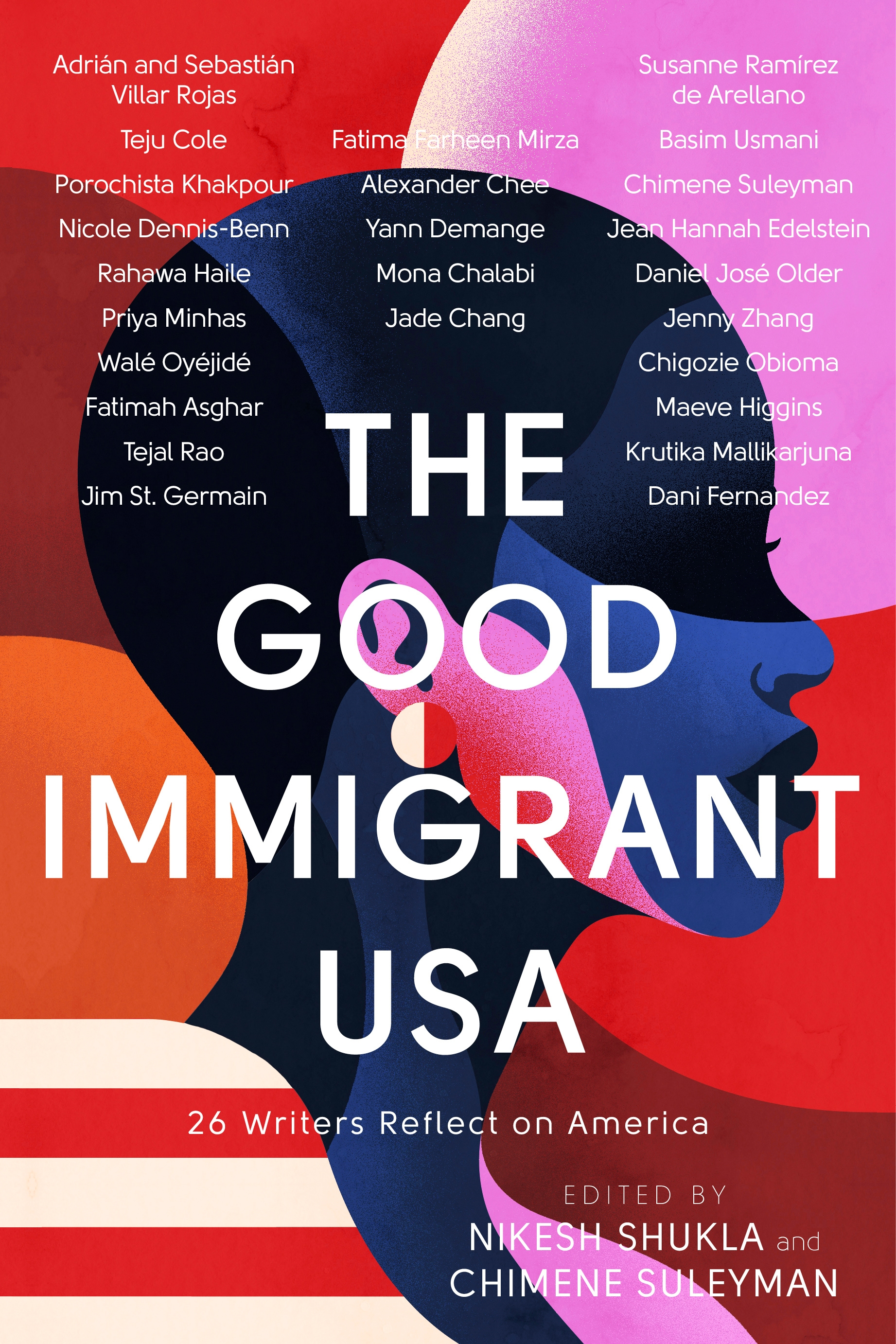 Book cover for The Good Immigrant USA