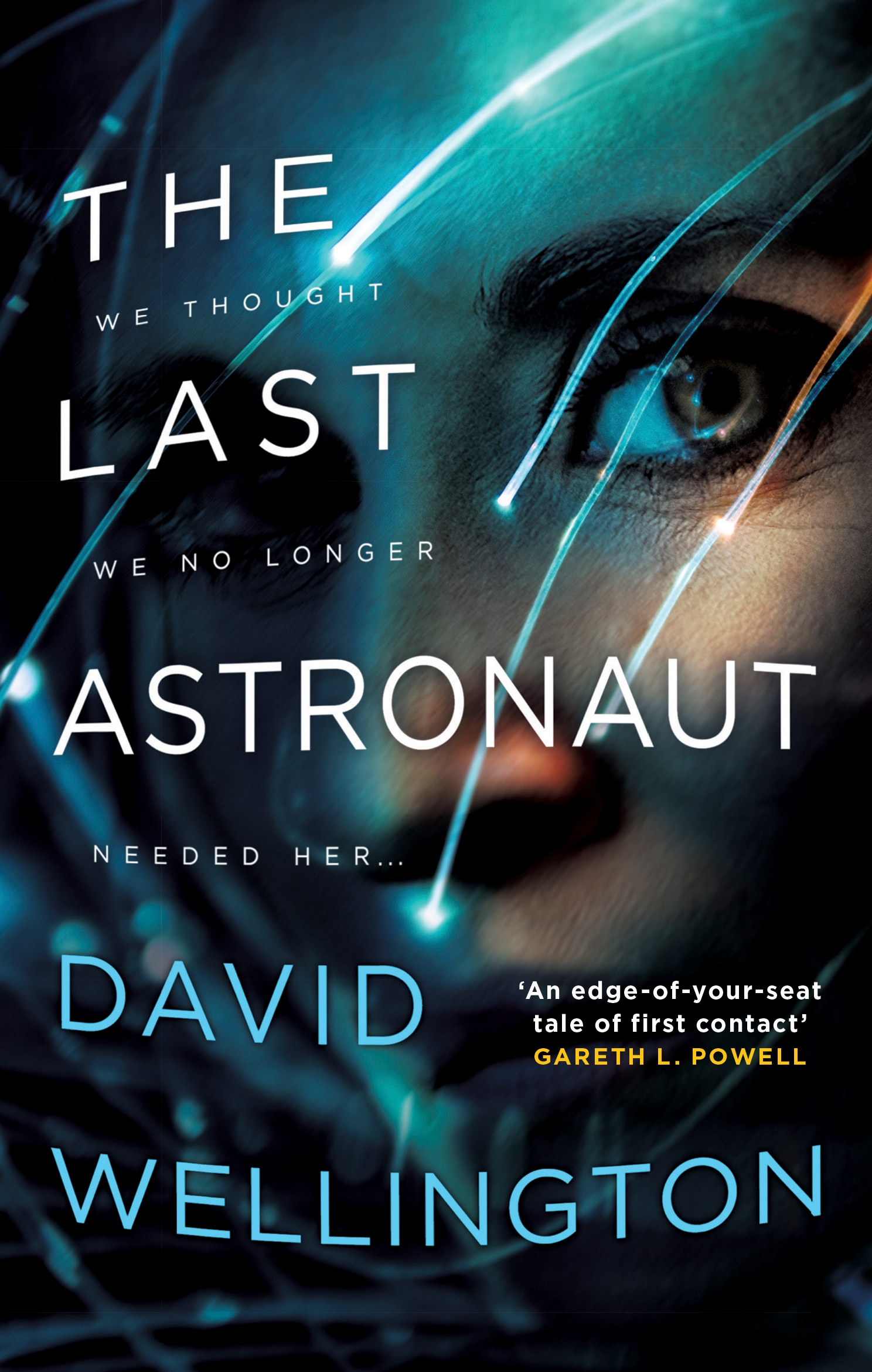 David Wellington: Five Things I Learned Writing The Last Astronaut